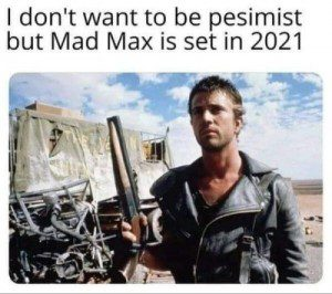 Mad Max is now